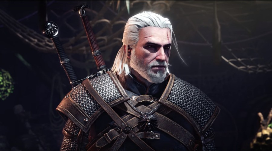 monster hunter witcher event