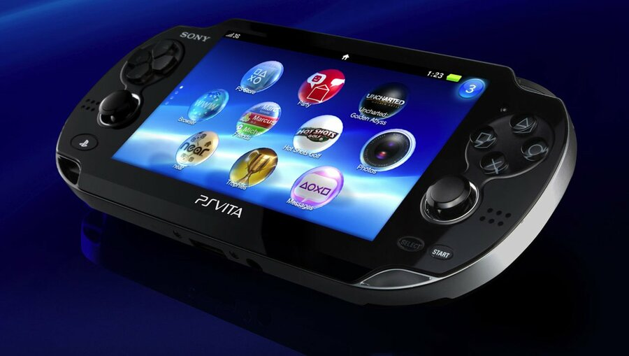 PlayStation PS Vita Japan