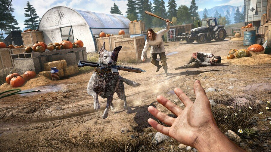 Far Cry 5 Ubisoft PS4 PlayStation 4 PlayStation Store Sales