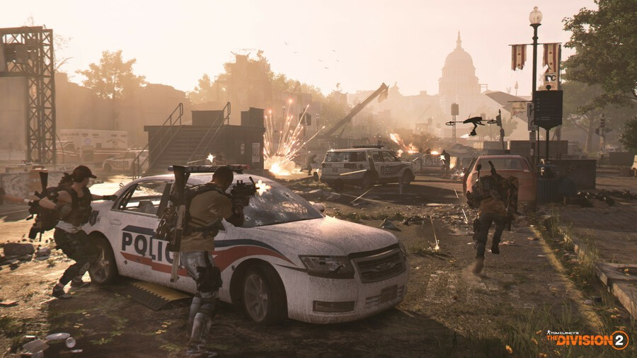 The Division 2 Skill Cooldown Bug