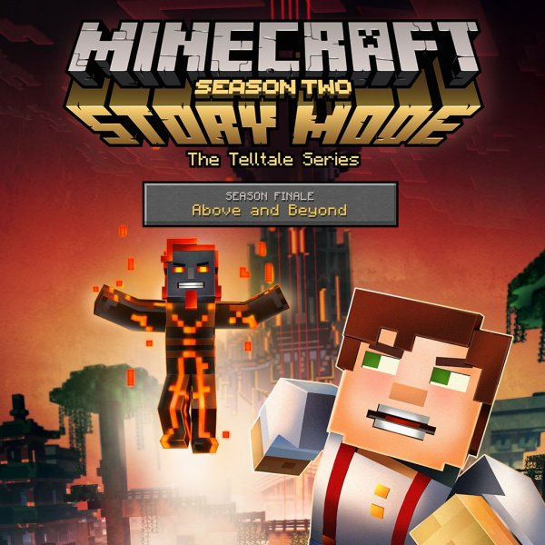 Minecraft: Story Mode Season Two - Episode 5: Above and Beyond