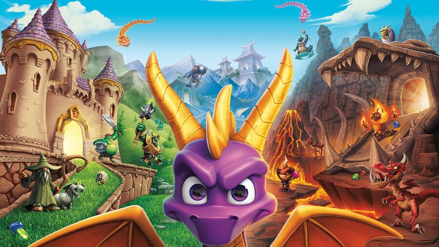 Spyro: Reignited Trilogy FAQ PS4 PlayStation 4 1