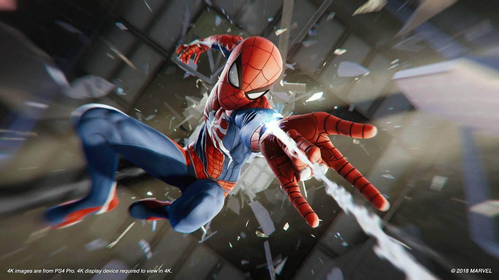 Spider Man Ps4 Update 107 Arrives Tomorrow Includes New Game Plus