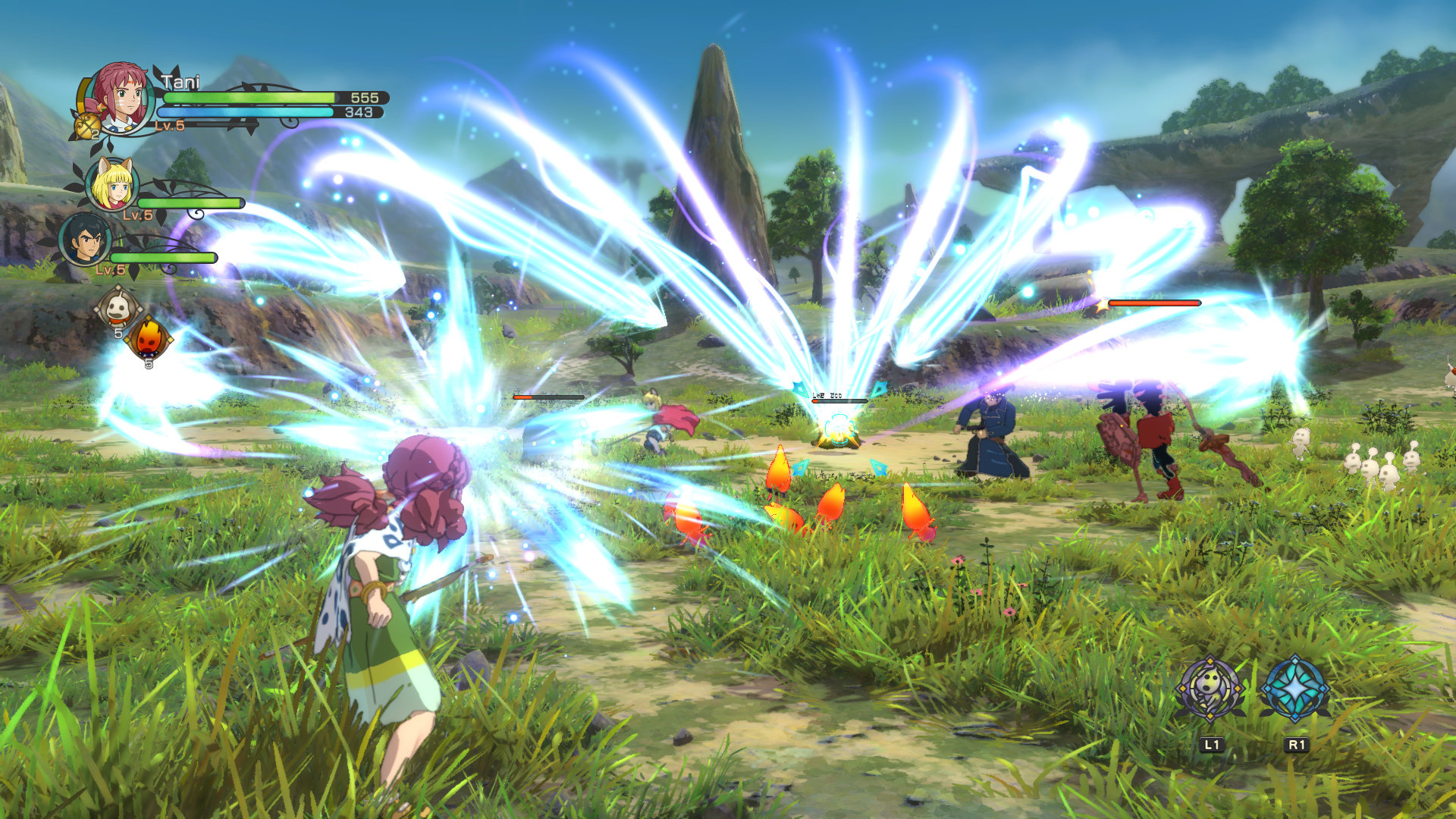 Ni No Kuni Ii Combat What S Changed And Is It Better Or Worse