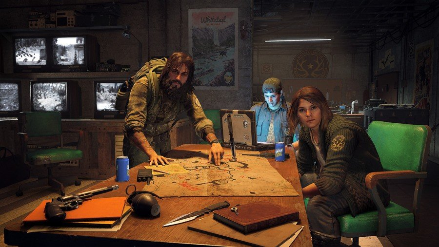 Far Cry 5 Prepper Stash Locations and Rewards 1