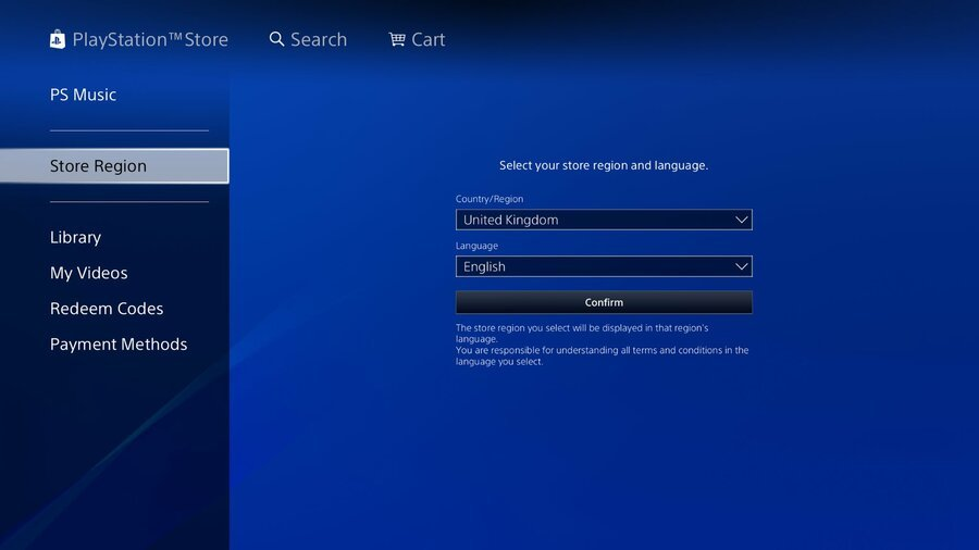 PlayStation Store Europe Sony 1