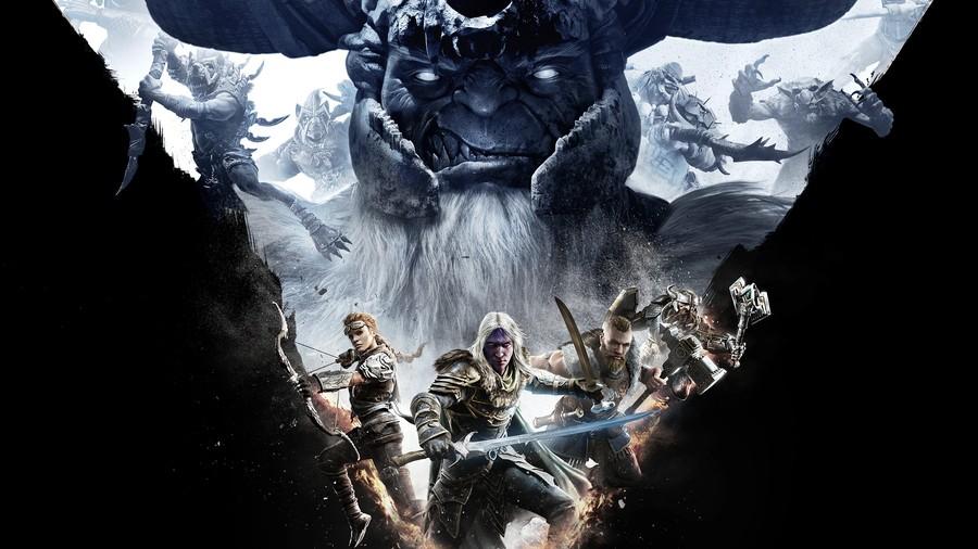 Dungeons & Dragons: Dark Alliance PS5 PlayStation 5 1