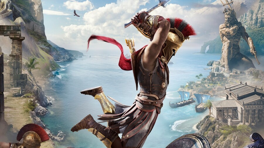 Assassin's Creed Odyssey Free PS4