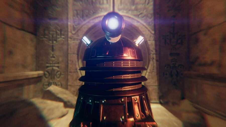 Doctor Who Ps4
