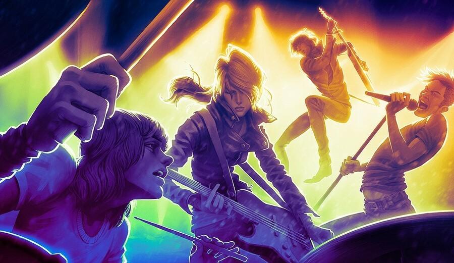 Rock Band PS4 PlayStation 4 1
