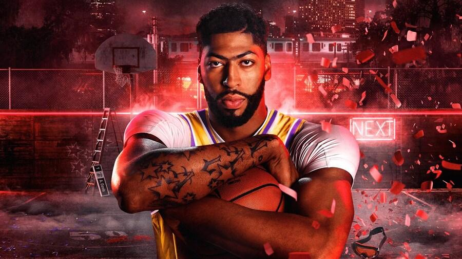 NBA 2K20 PS4 PlayStation 4