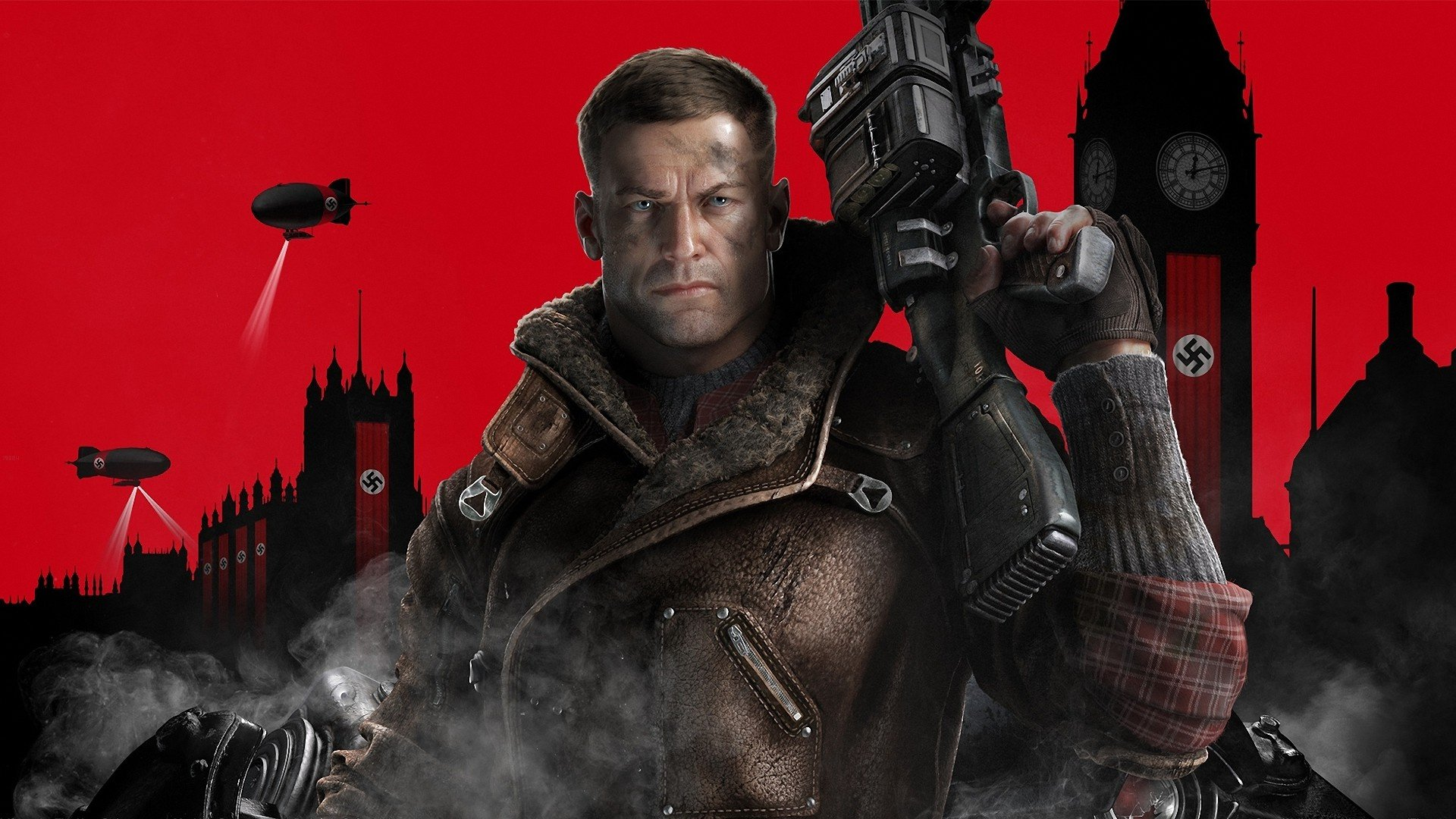Round Up Wolfenstein Ii The New Colossus Ps4 Reviews Serve Up