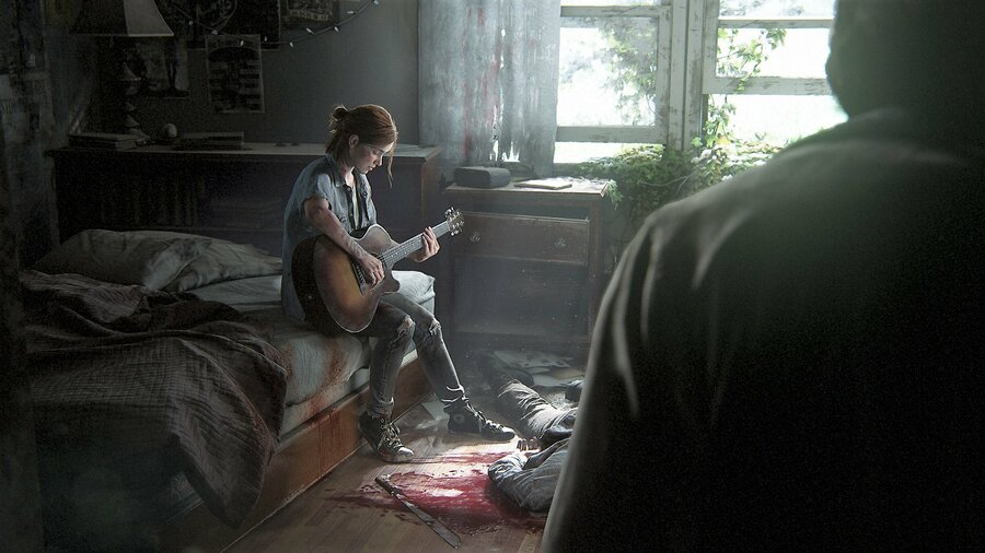 The Last Of Us Part 2 PS4 PlayStation 4