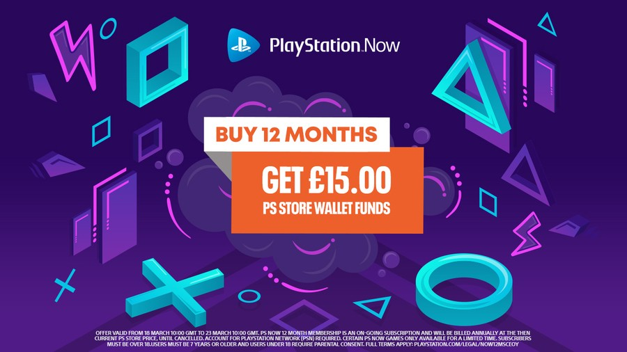 PS Now Deal