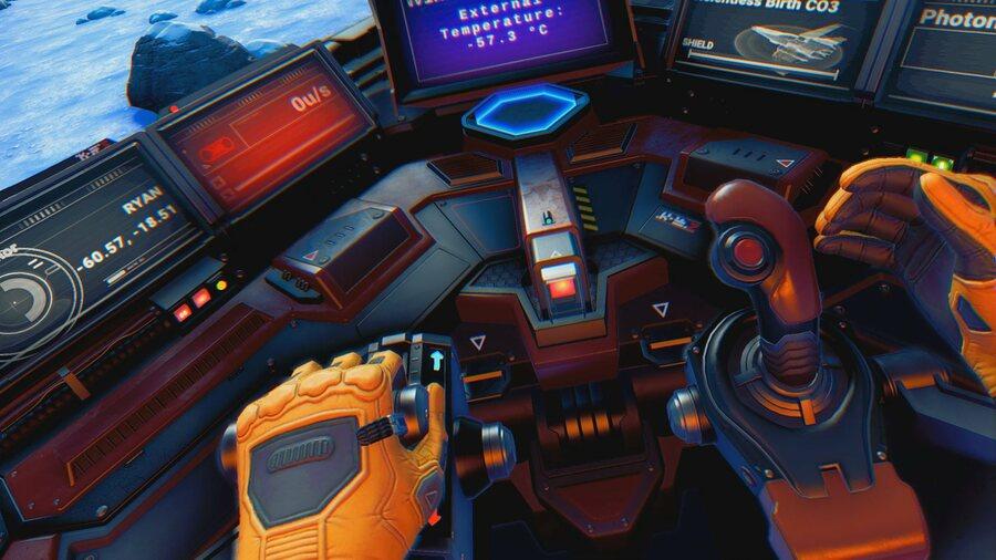 No Man's Sky Beyond PS4 PlayStation 4 PSVR Update 2.12