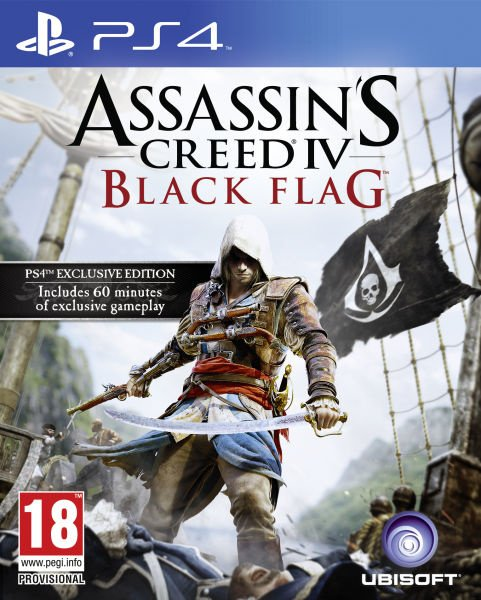 Assassin S Creed Iv Black Flag Review Ps4 Push Square