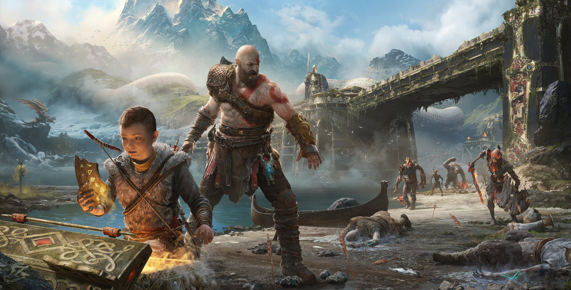 God of War Director's Hidden Twitter Message Uncovered Over