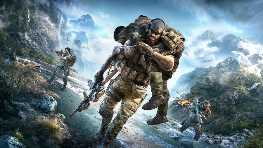 Ghost Recon Breakpoint Hands On 1