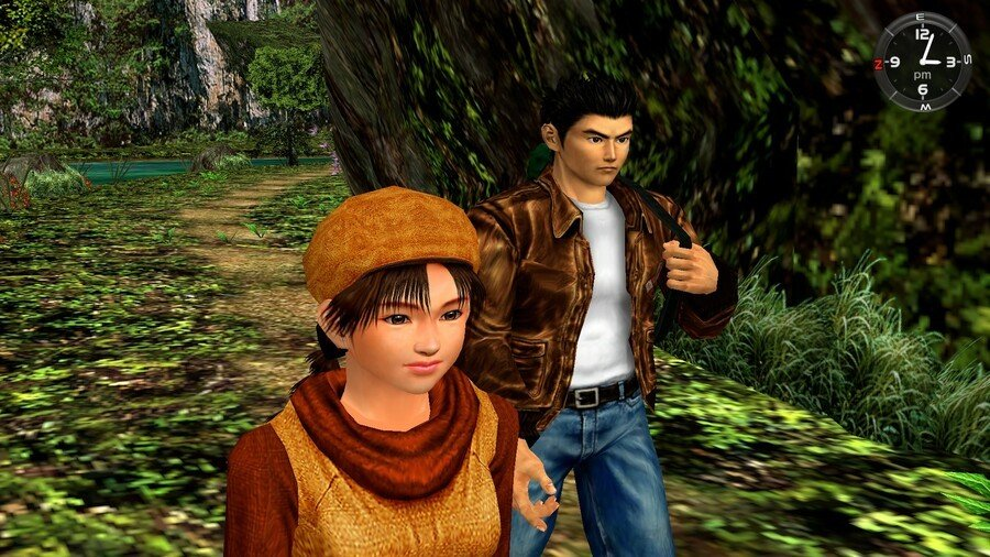 Shenmue II How to Learn 15 Combat Skills Guide 1