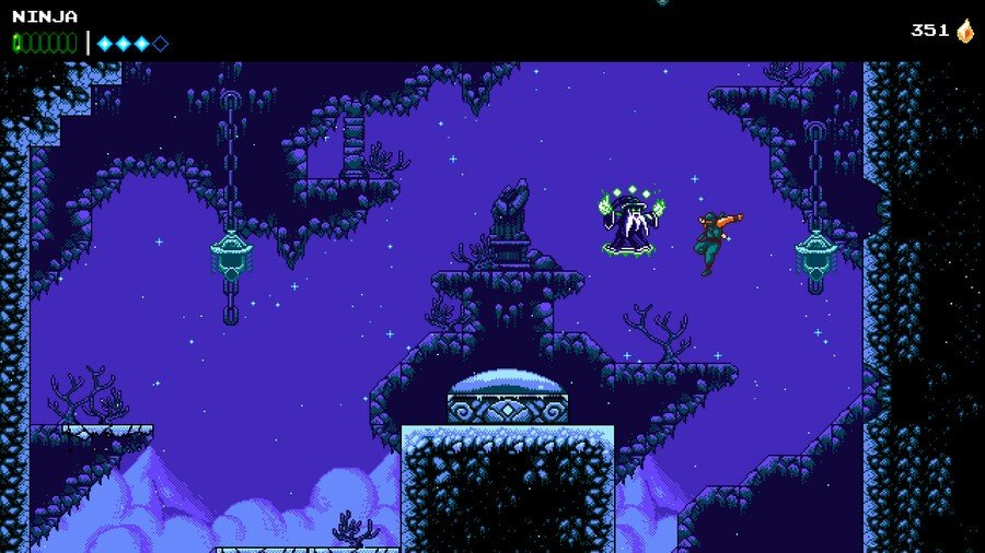 The Messenger PS4 PlayStation 4 1