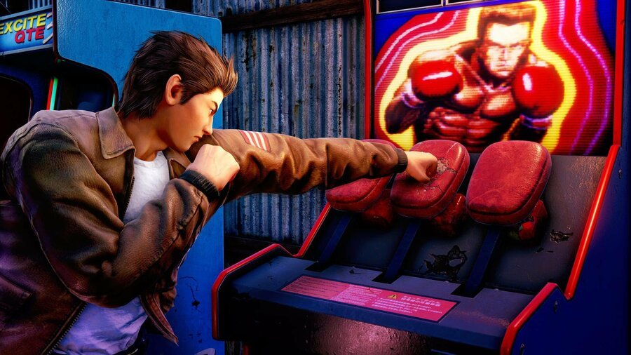 Shenmue III PS4 PlayStation 4