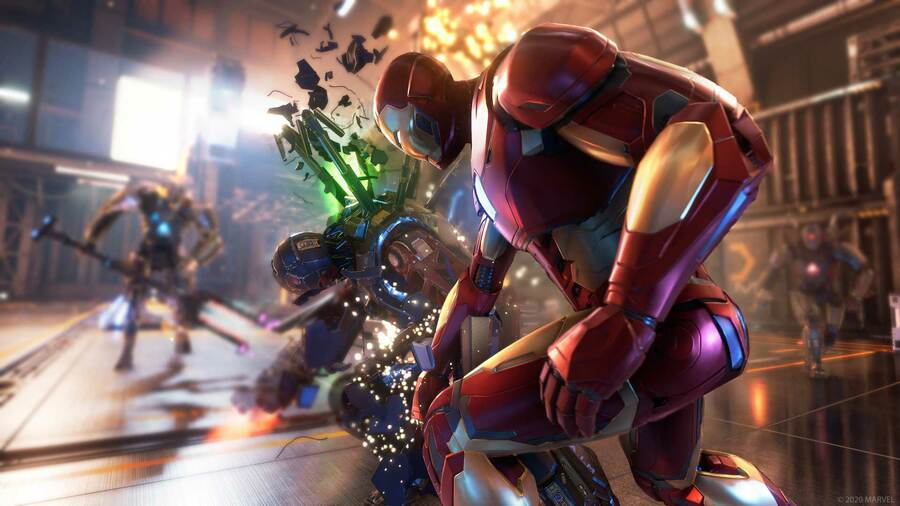 Marvel's Avengers Game: Best Iron Man Character Builds Guide 1
