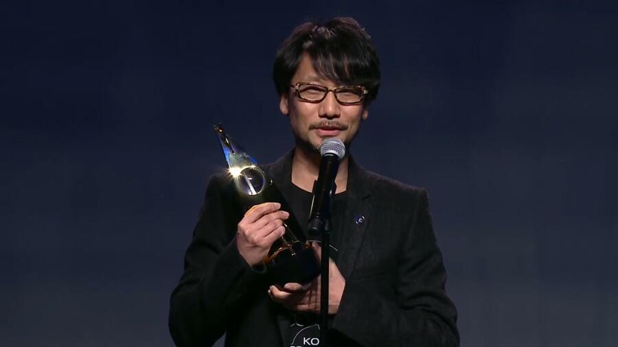 Kojima Productions Sony Geoff Keighley The Game Awards 2018