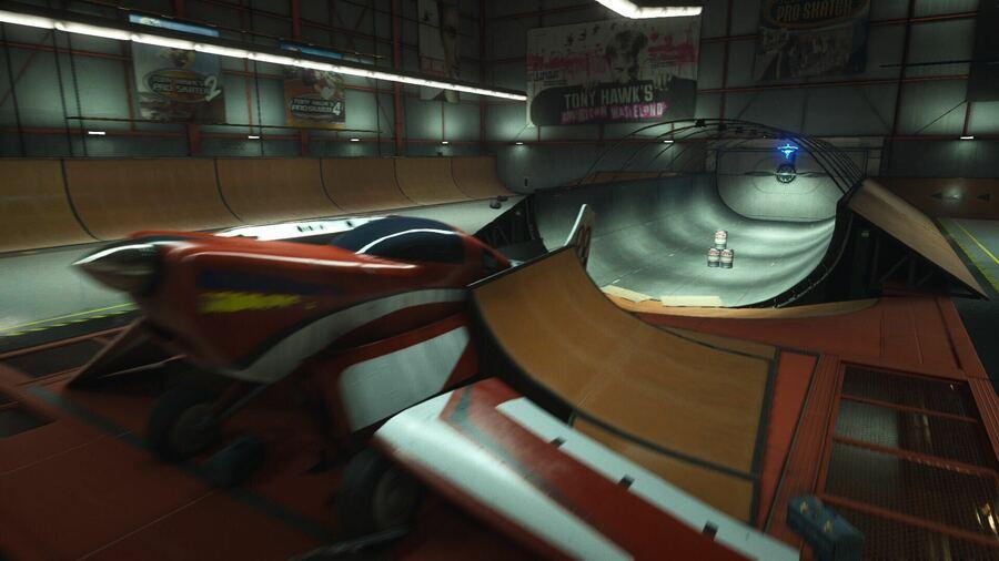 Tony Hawk's Pro Skater 1 + 2 Hangar Guide PS4 PlayStation 4 1