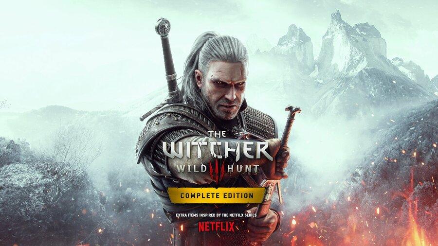The Witcher 3 PS5 DLC Netflix