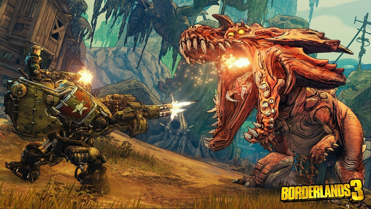 Borderlands 3 on PS4 Pro Will Let You Choose Between 60FPS or 4K