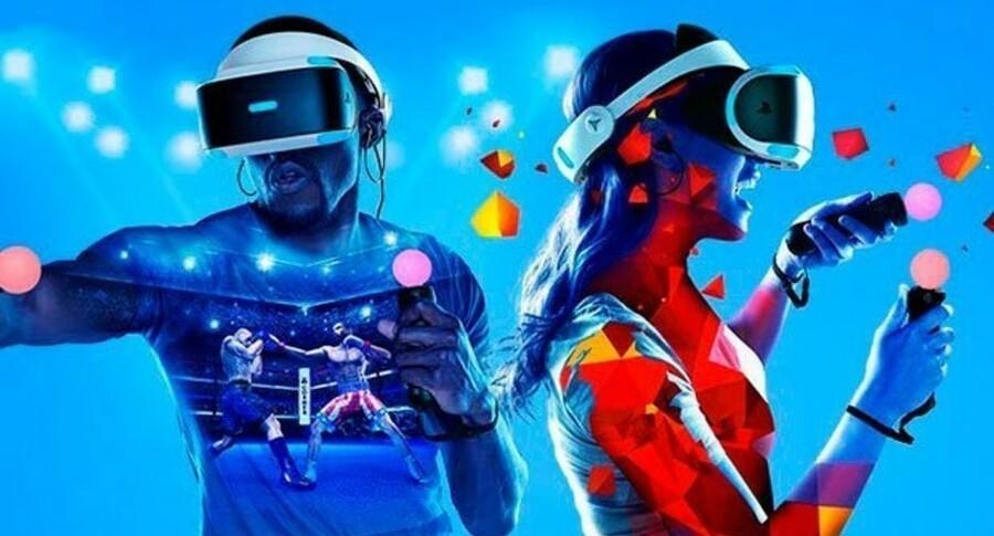 PSVR PlayStation VR PS5 PlayStation 5 1