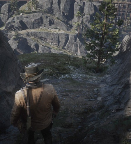 Red Dead Redemption 2 High Stakes Treasure Map Locations 9