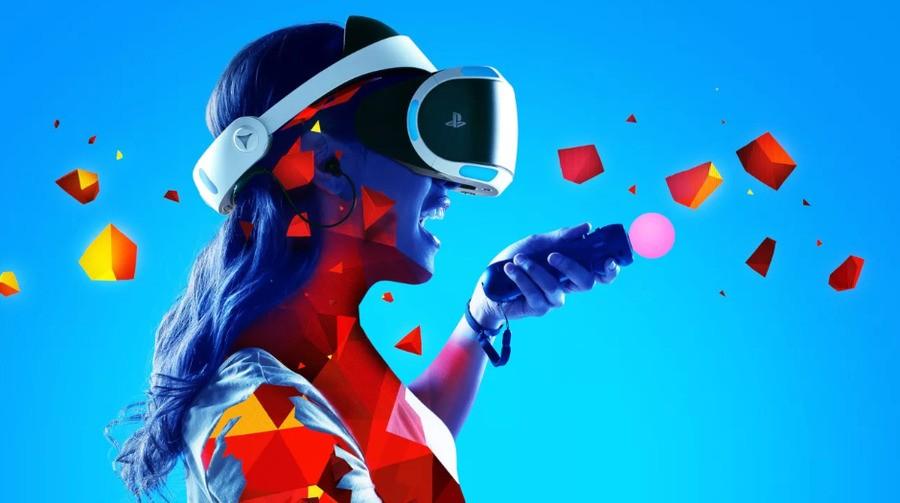 PSVR PlayStation VR 1
