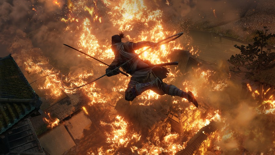 Sekiro: Shadows Die Twice PS4 PlayStation 4 1