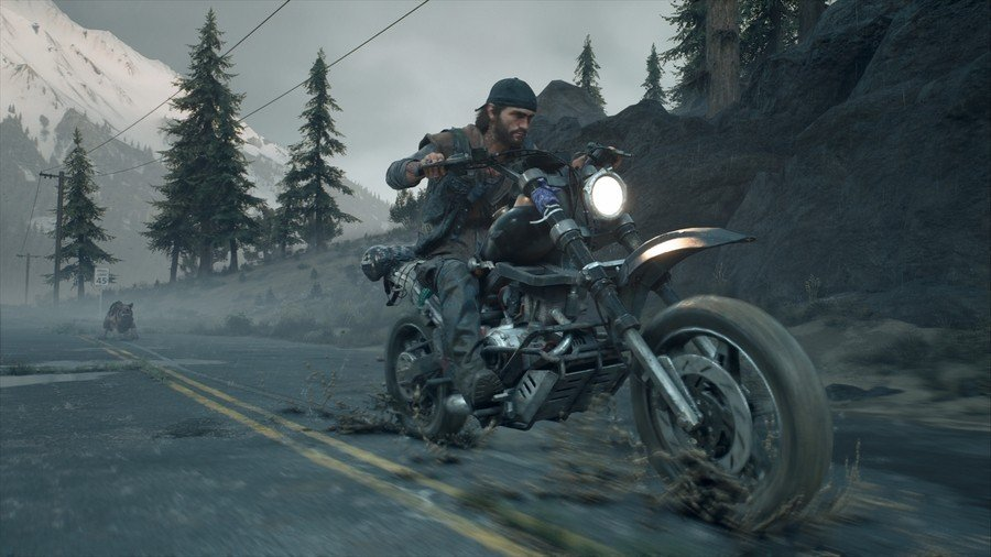 Days Gone PS4 PlayStation 4 1.25 Patch Notes 1