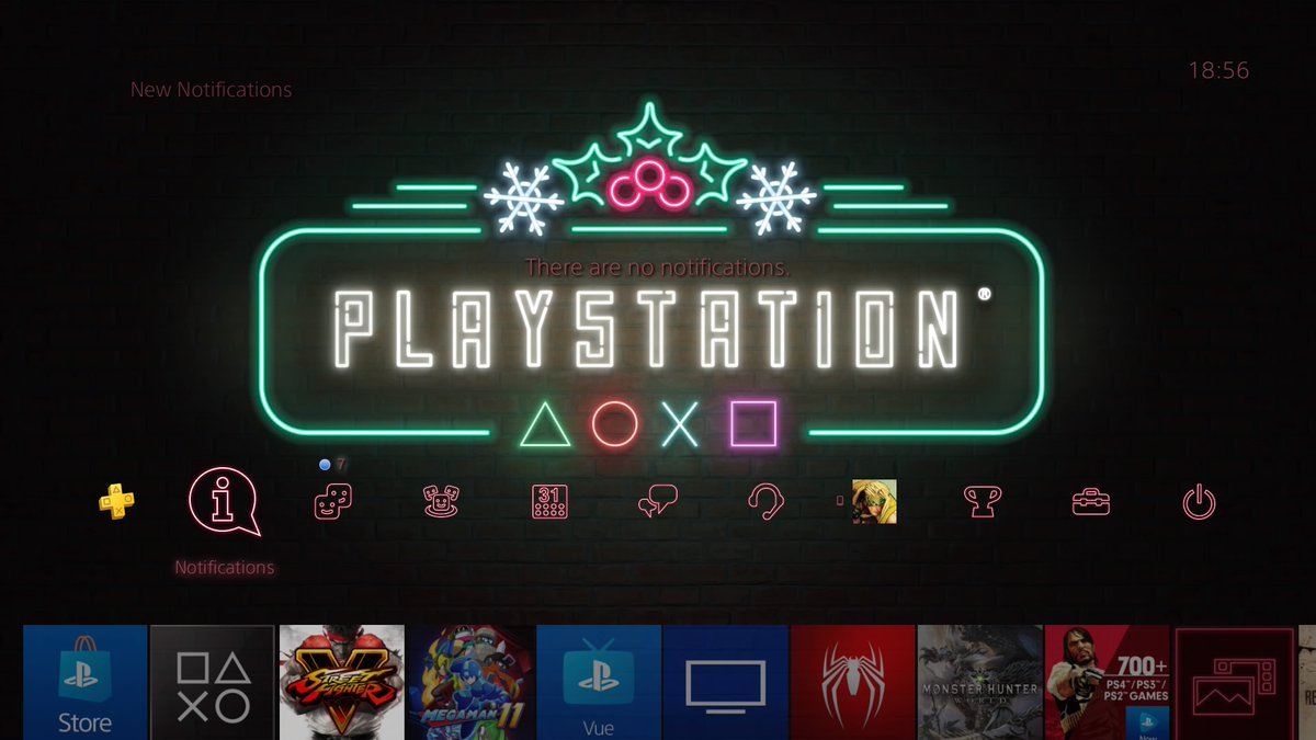 No, Sony's Holiday Theme Probably Isn't Teasing PS5
