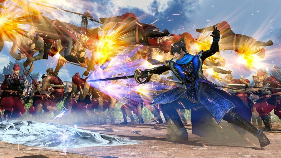 Samurai Warriors 5 In Development