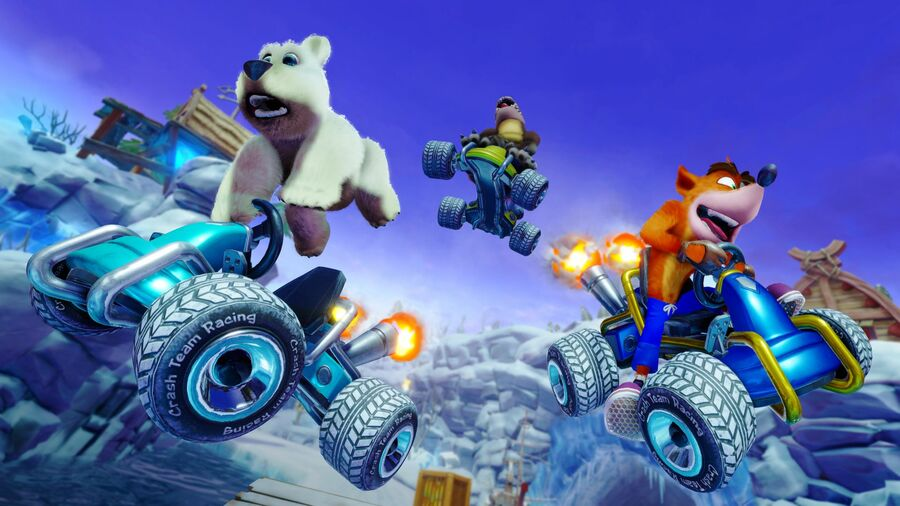 Crash Team Racing Nitro-Fueled Where to Find All Shortcuts Guide PS4 PlayStation 4