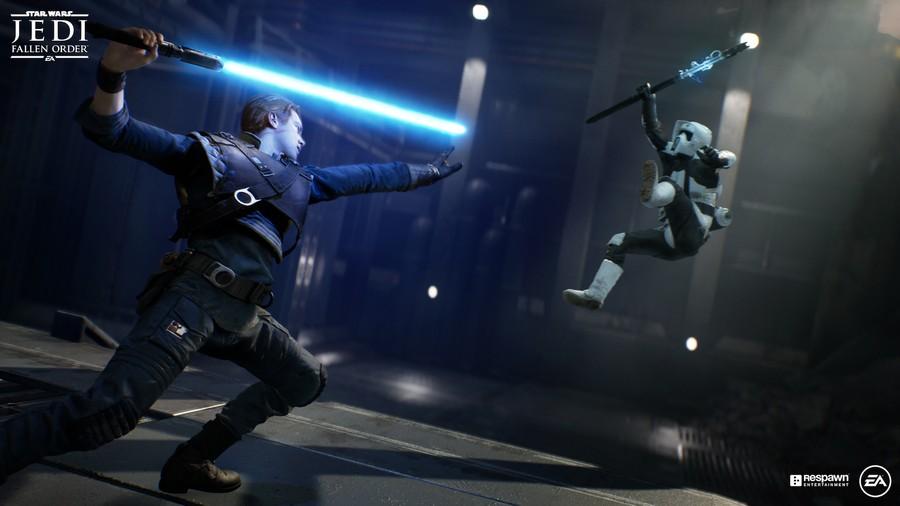 Star Wars Jedi: Fallen Order PS4 PlayStation 4