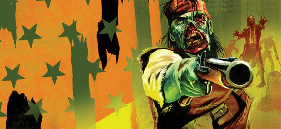 Red Dead Redemption Undead Nightmare 1