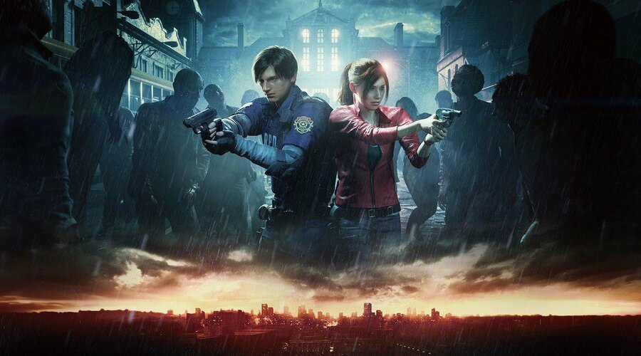 Resident Evil 2 PS4 PlayStation 4 Sales 1