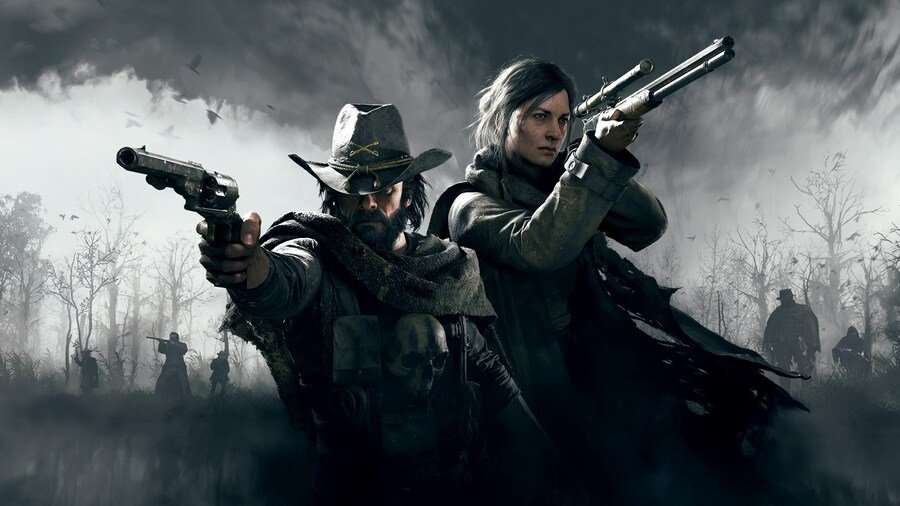 Hunt: Showdown PS4 PlayStation 4