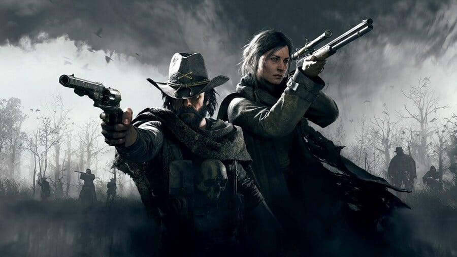 Hunt: Showdown PS4 PlayStation 4