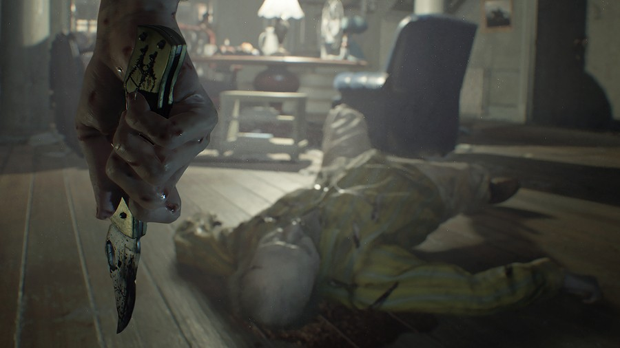 RESIDENT EVIL 7 Biohazard Playstation VR Screenshot 3