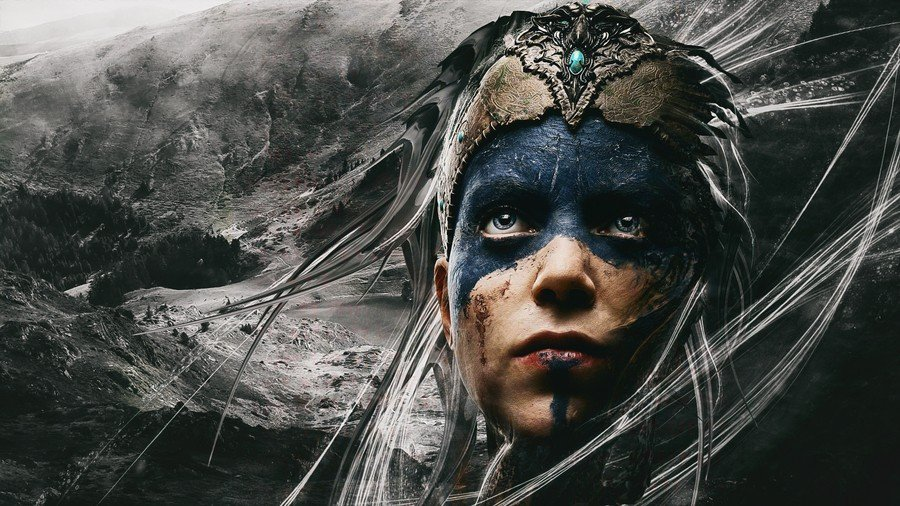 Hellblade: Senua's Sacrifice PS4 PlayStation 4 1