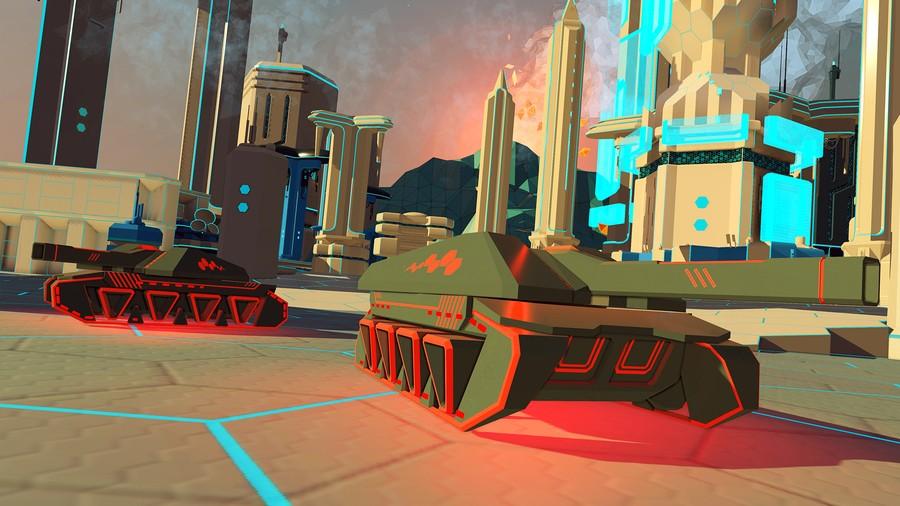 Battlezone PS4 PlayStation 4 1
