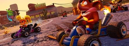 Crash Team Racing Nitro-Fueled PS4 PlayStation 4 3