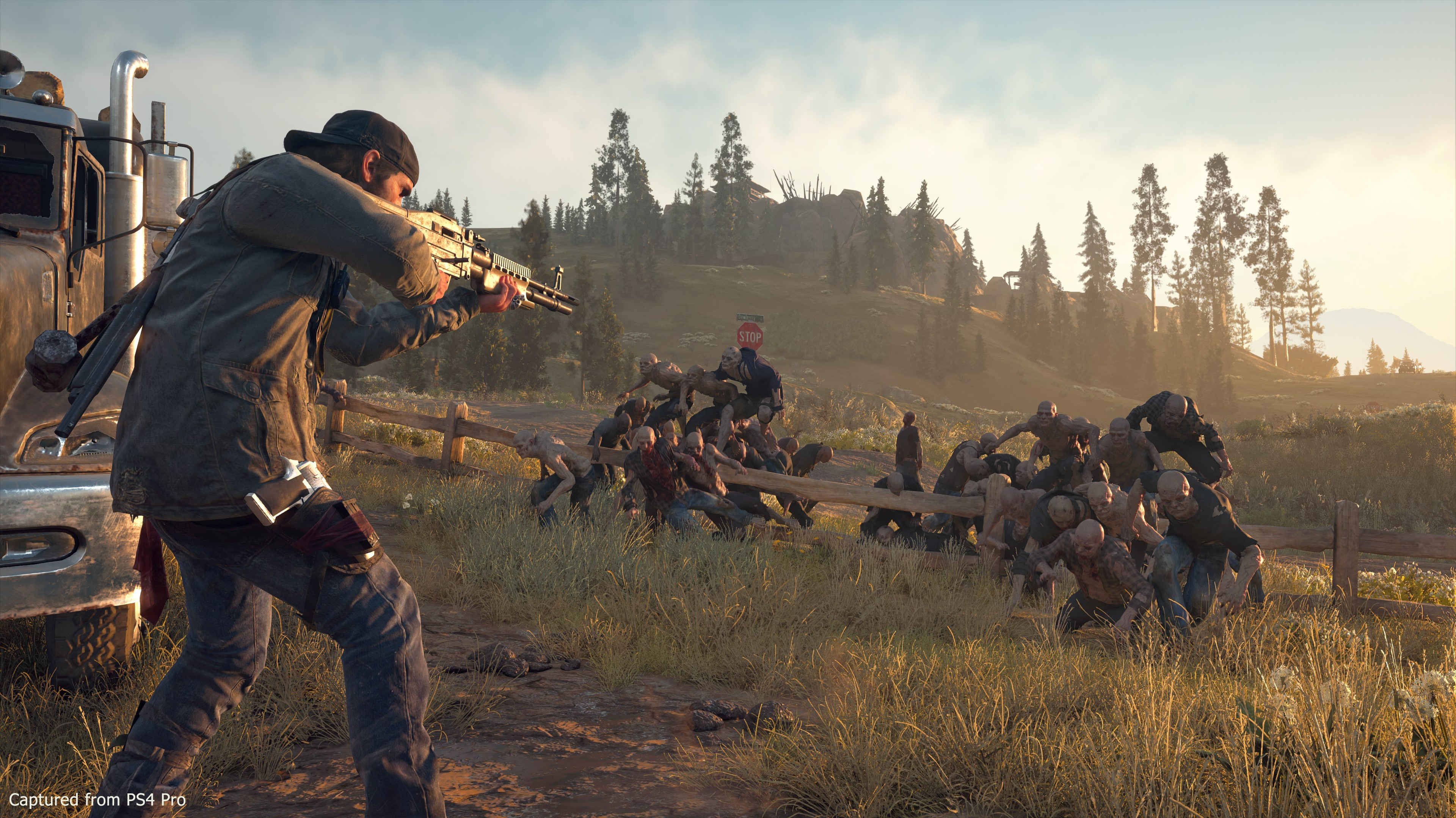 Post-apocalypse survival title Days Gone delayed into April