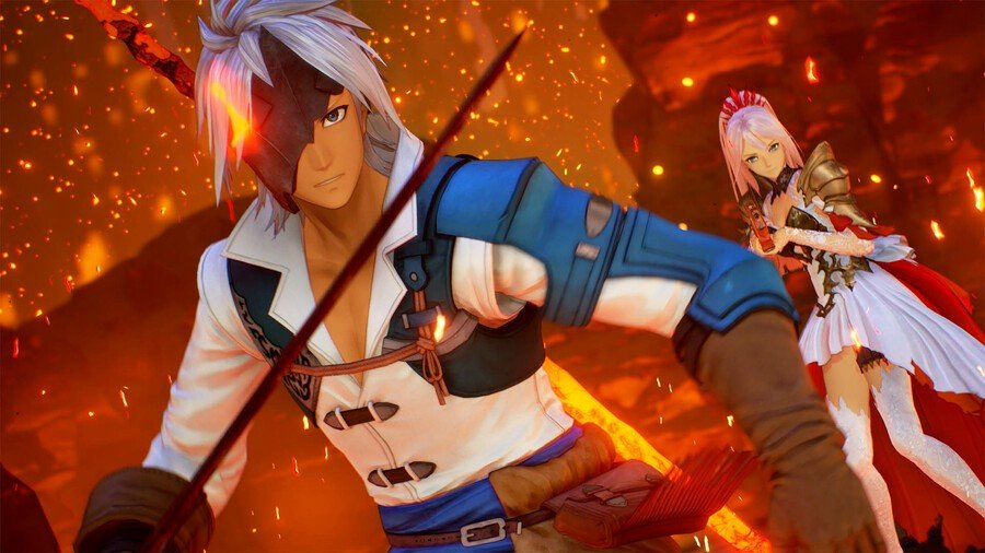 Tales Of Arise PS4 Release Date