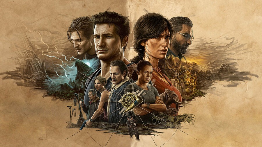 Uncharted Legacy of Thieves Collection PS5 1
